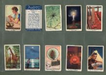 TRADE/ cigarette cards How or Why 1937  by Facchino, Chocolate W